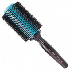 MOROCCANOIL Brush Boar Bristle Round - D45 - Щетка Круглая Деревянная с Термокерамической Насадкой 45мм