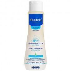 Mustela Bebe Shampooing Doux - Мягкий шампунь для детских волос Питательный 200мл