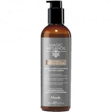 Nook MAGIC ARGANOIL WONDERFUL PROTEIN BOOSTER - Реструктурирующий протеиновый бустер для волос 200мл