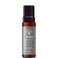 Nook MAGIC ARGANOIL WONDERFUL RECHARGE FOAM - Реструктурирующая и ревитализирующая пенка-мусс для волос 150мл