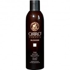 ORRO BLONDER Silver Shampoo - Серебряный шампунь для светлых волос 250мл