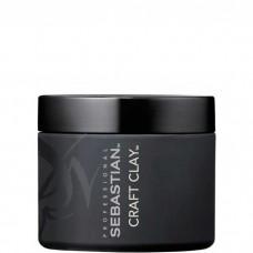 SEBASTIAN Professional CRAFT CLAY - Моделирующую глина с матирующим эффектом 50мл