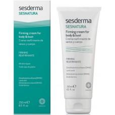 Sesderma SESNATURA Firming cream for body & bust - Подтягивающий крем для Груди и Тела 250мл