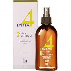 Sim SENSITIVE SYSTEM 4 Chitosan Hair Repair R - Спрей «R» для восстановления всех типов волос 200мл