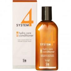 Sim SENSITIVE SYSTEM 4 Hydro Care Conditioner H - Бальзам «Н» для нормальных, сухих и поврежденных окрашиванием волос 215мл