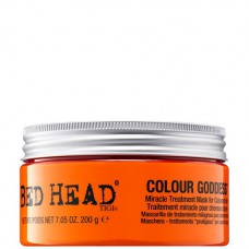 TIGI Bed Head COLOUR GODDESS™ Treatment Mask For Coloured Hair - Маска питательная для окрашенных волос 200мл