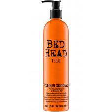 TIGI Bed Head COLOUR GODDESS™ Oil Infused Shampoo - Шампунь для окрашенных волос 400мл
