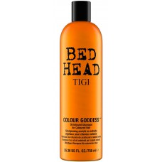 TIGI Bed Head COLOUR GODDESS™ Oil Infused Shampoo - Шампунь для окрашенных волос 750мл