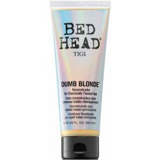 TIGI Bed Head DUMB BLONDE™ Reconstructor Conditioner for Blonde Hair - Кондиционер-маска для блондинок 200мл