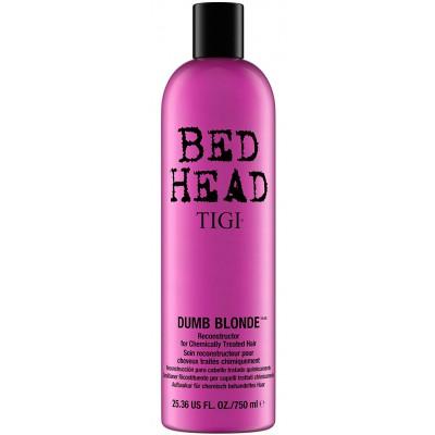 TIGI Bed Head DUMB BLONDE™ Reconstructor Conditioner for Blonde Hair - Кондиционер-маска для блондинок 750мл