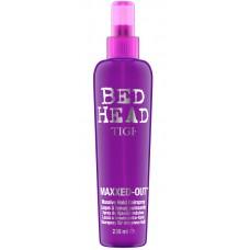 TIGI Bed Head MAXXED OUT™ Massive Hold Hairspray - Cпрей для сильной фиксации и блеска волос 236мл