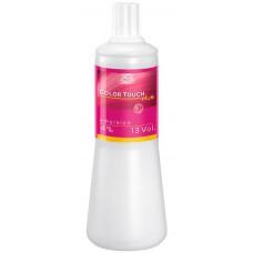 WELLA Professionals COLOR TOUCH Emulsion Plus - Крем-проявитель эмульсия 4%, 1000мл